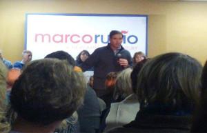 Marco Rubio in Oskaloosa.