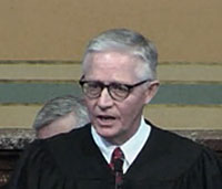Chief Justice Mark Cady.
