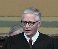 Chief Justice Mark Cady.