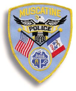 Muscatine IA Police