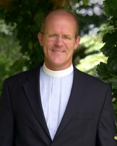 Pastor Peter Marty