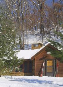 Pine Lake vacation cabin.