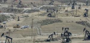 Fracking-rigs