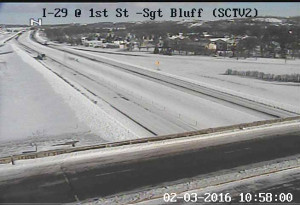 DOT camera in Sergeant Bluff.