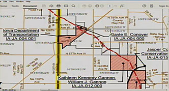 Jasper County Iowa Map.Iowa Utilities Board Could Make Decision On Bakken Pipeline Today