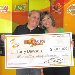 Larry and Kathy Dawson.
