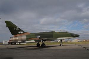 F 100 after restoration.