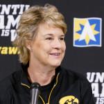 Iowa women rally to top Wisconsin