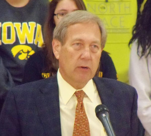 Bruce Harreld (file photo)