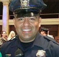Officer Carlos Morales.