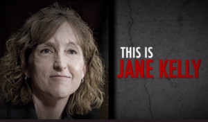 An ad from the Judicial Crisis Network questions the background of Jane Kelley.