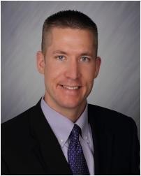 UNI professor Christopher Larimer.