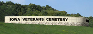 Veterans-cemetery-sign