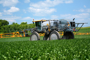 Sprayer featured on the Hagie company website.