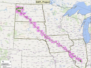 Bakken-Pipeline-map