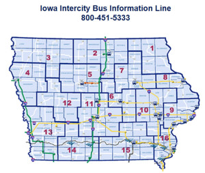 Bus-map