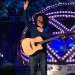 Garth Brooks opens six-concert series in Iowa