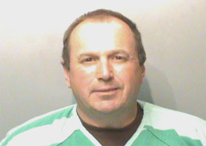 Tommy Tipton Polk County booking photo.
