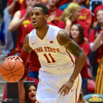Iowa State's Morris drafted by Denver Nuggets