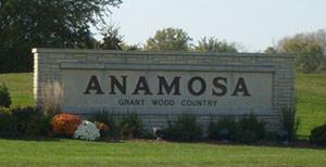 Anamosa-sign