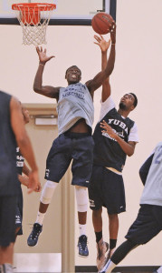 Emmanuel Malou Photo courtesy/Yuba College athletics