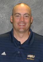 Buena Vista coach Steve Eddie