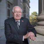 Plan for short stay turns into 50-year career for ISU administrator