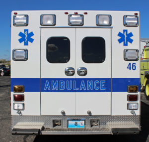 Ambulance-Back-Door