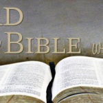 Bible-reading marathon starts this morning in all 99 counties