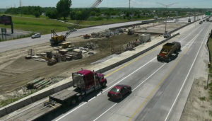 Continued construction on Interstate 29 in Council Bluffs is in the DOT 5-year plan.