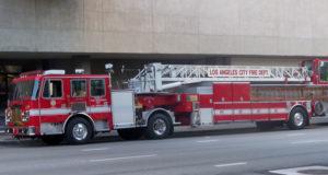 LA-fire-truck