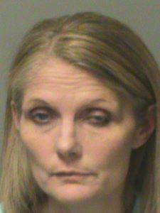 Linda Spencer (jail photo)