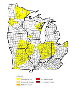 Midwest-Drought