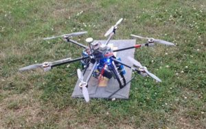 UAV HexCopter