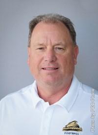 Nebraska Wesleyan football coach Brian Keller