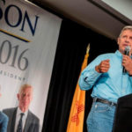 Libertarian Gary Johnson to campaign here this weekend