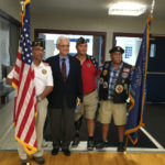 Boswell's happy 'non welcome home attitude' toward Vietnam vets is gone
