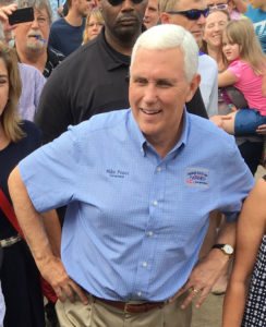 Mike Pence (file photo)