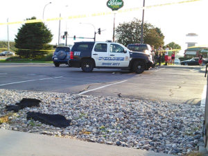 Sioux City police are investigating a fatal shooting.