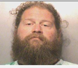 Polk County booking photo of Chad Winninger.
