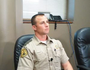 Deputy Kyle Cleveringa