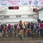Cyclo-Cross World Cup rides in Iowa City