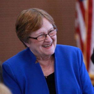 Patty Judge (file photo)