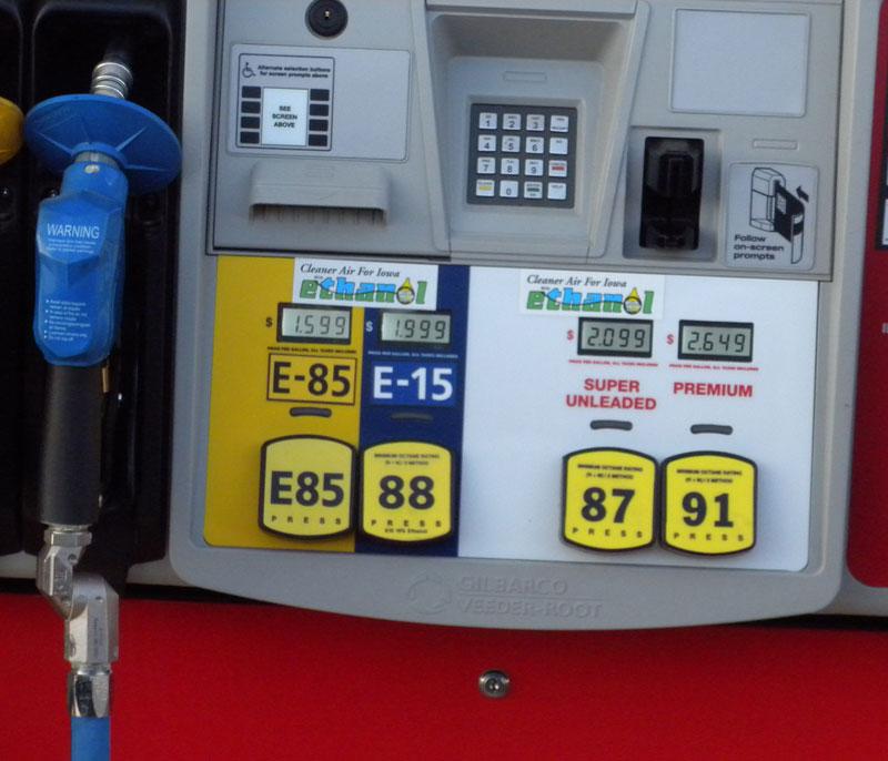 Non Ethanol Gas Near Me >> E 15 Blend Returns To Some Iowa Gas Pumps Radio Iowa