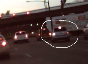 "Police call the silver Chevy Equinox in this video ""critical"" to their homicide investigation"