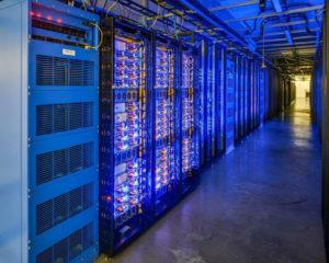 Facebook server.