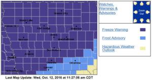 frost-warning