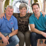 Iowa native Peggy Whitson preps for another record space flight (audio)