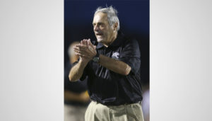 Ankeny Centennial coach Jerry Pezzetti  photo courtesy/ankenyschools.org