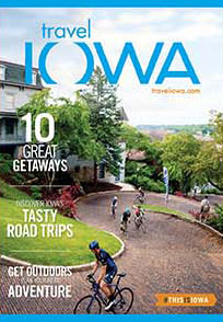 The winning travel guide cover.